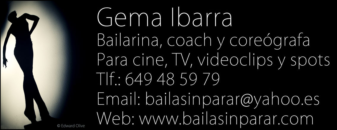 bailarines coreografos videos