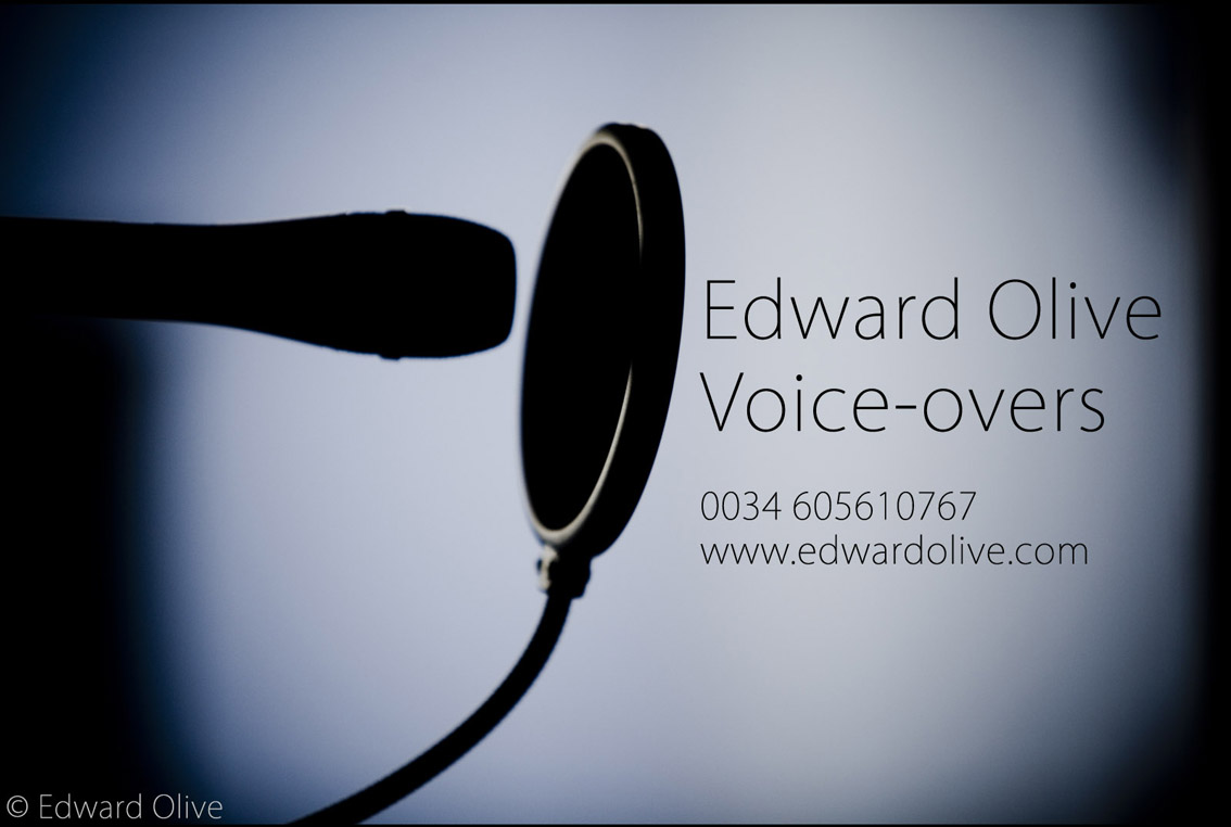 voiceover agency spain