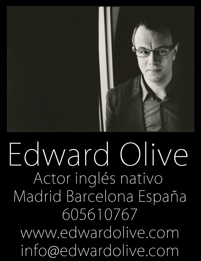 actor ingles madrid